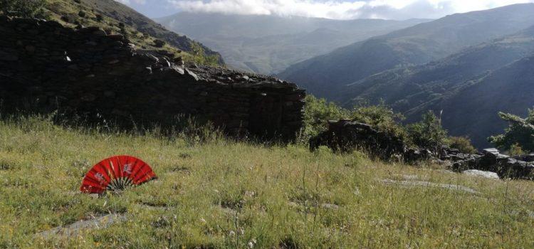 Wandern und Entspannen: Taiji-Fächer in Andalusien